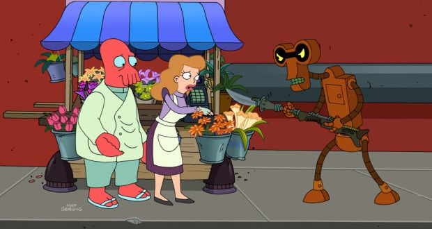 "Futurama Season 7, Episode 25 Review: ""Stench and Stenchibility"""