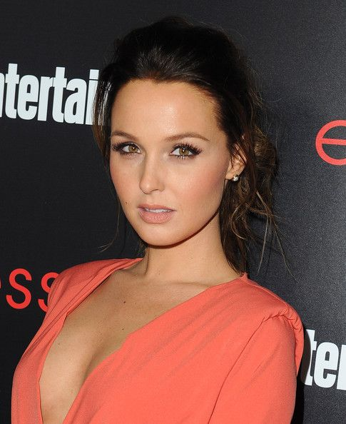 Camilla Luddington at the SAG's