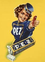 Vintage Advertising Posters | PEZ