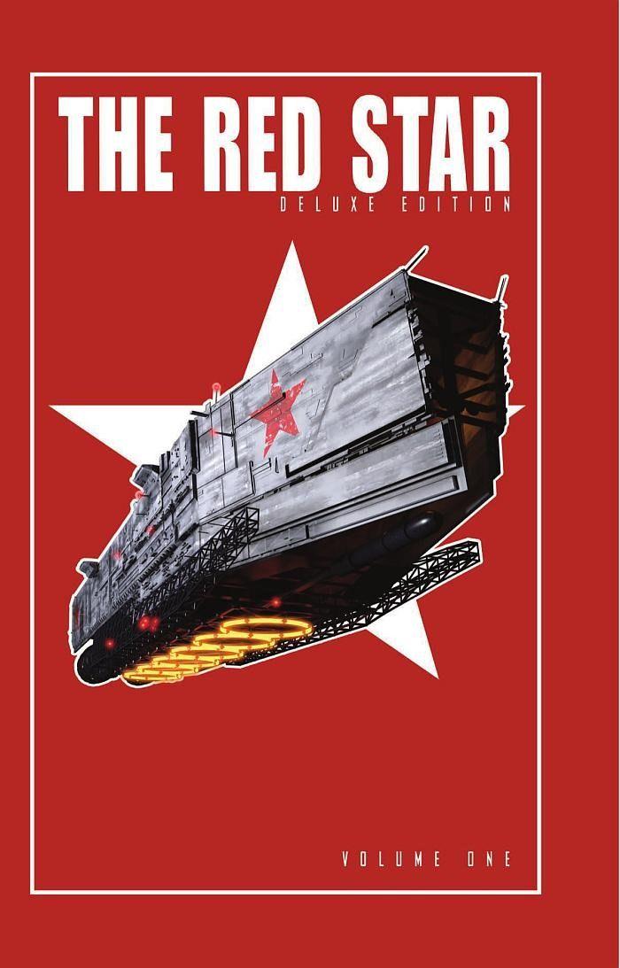 Preview: The Red Star Volume 1 by Christian Gossett