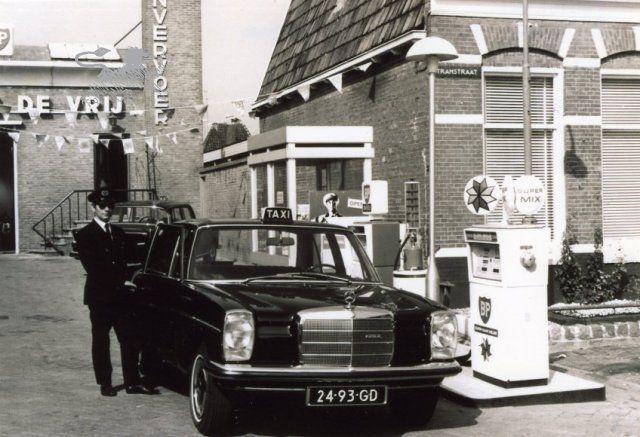 tramstraat 1968 Historisch Centrum Leeuwarden - Beeldbank Leeuwarden