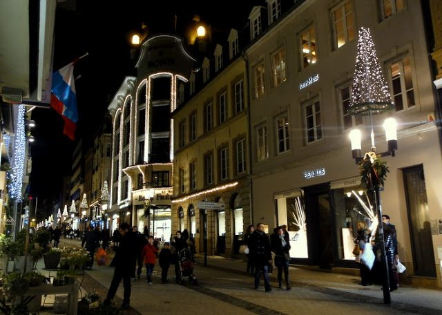 Travel & Lifestyle Diaries: Luxemburg City in the winter