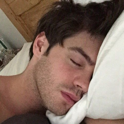 randa1x1: @steven_r_mcqueen: Don't want to get out of bed today
