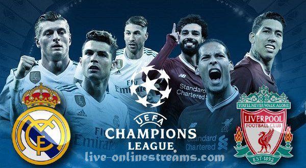 Real Madrid Vs Liverpool Real Madrid Vs Liverpool Liverpool Live Champions League Final