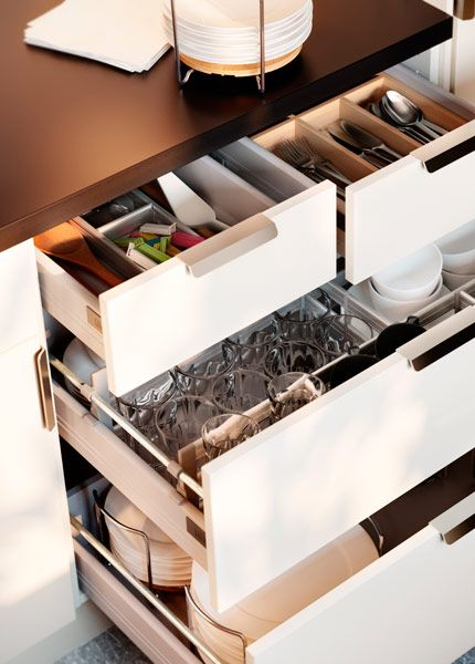 Kitchen Drawers Instead Of Cabinets 171 best kitchen ideas images on pinterest