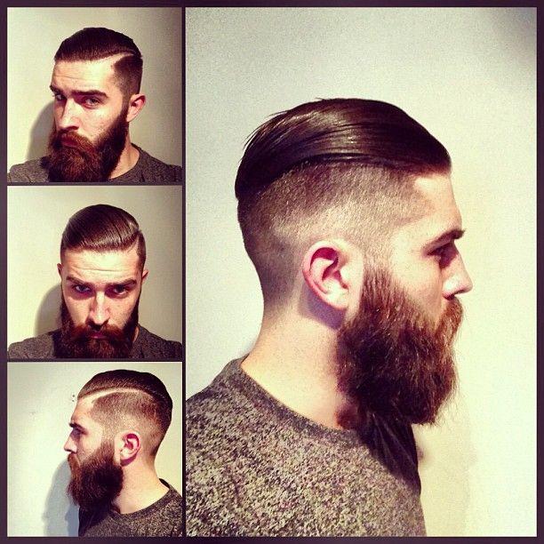 chris john millington haircuts pinterest beard haircut and beard styles. Black Bedroom Furniture Sets. Home Design Ideas