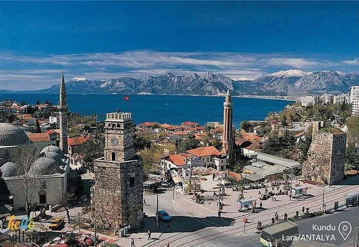 😍 Tarihi hisset ve muhteşem plajları keşfe çık.  ⏳ #kundu #lara #antalya #tarih #history #historical #city #şehir #tarihi #plaj #beach #mountains #dag #tatil #holiday #picoftheday #photooftheday #landscape #manzara #view #sea #deniz #turkey