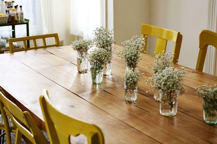 Diy Dining Room Decorating Ideas Photo Decorating Inspiration