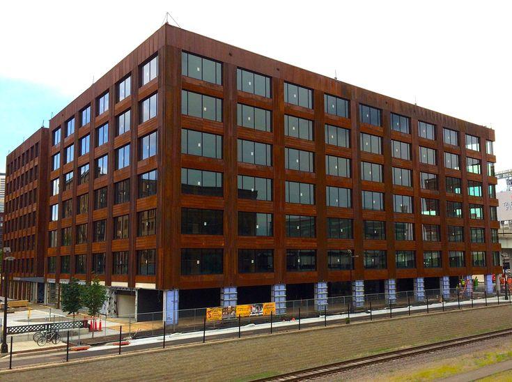 Se inauguró el edificio en madera mas grande del mundo Con 20.810 metros cuadrados de oficinas distribuidos en siete pisos, el T3 de Mineápolis es la estructura más importante construida con este material.