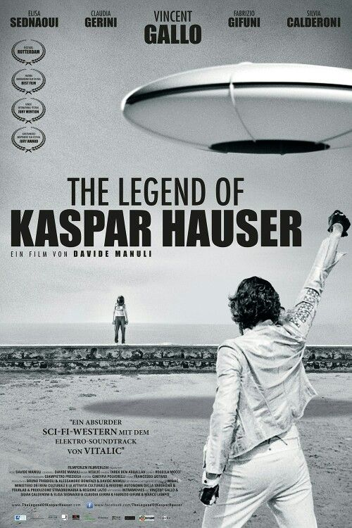 The Legend Of Kaspar Hauser ** directed by Davide Manuli