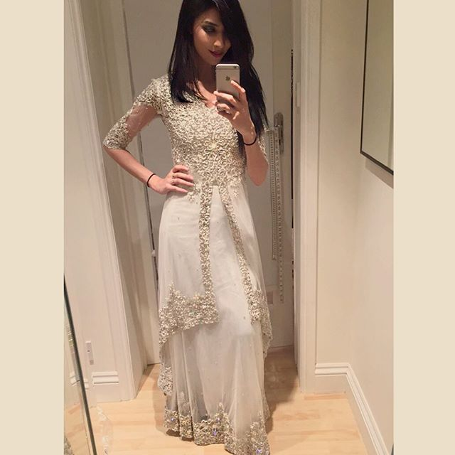 Beautiful desi outfit in white from  #ffashionaire   email: Ffashionaire@hotmail.co.uk #rumena_101