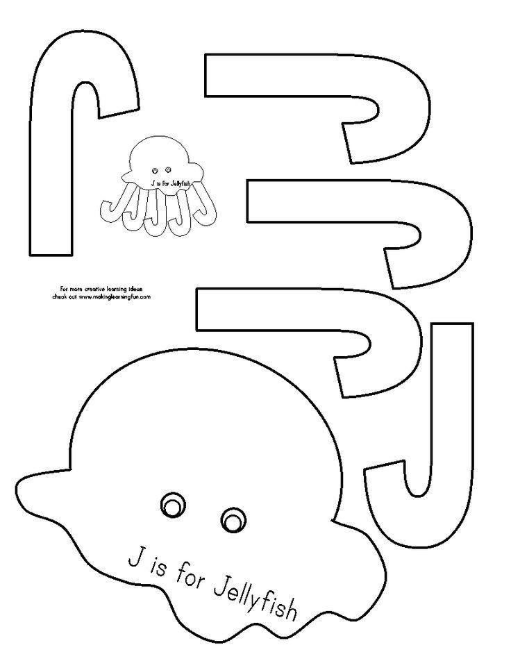 64 best Letter J Activities images on Pinterest