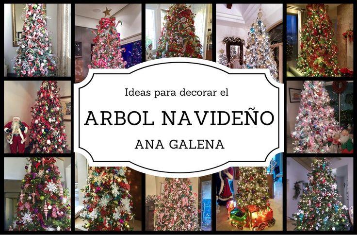 65 best navidad decoraciones images on pinterest - Decoraciones de navidad ...