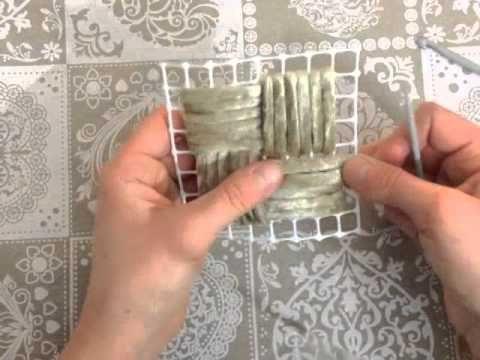 Fettuccia spaghetto - lavorazione con AGO su RETE! - YouTube