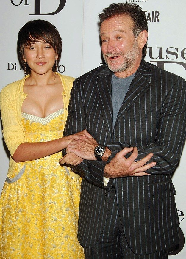 Zelda Williams, the daughter of Robin Williams who left social media after she received an onslaught of abuse following the death of her fat...