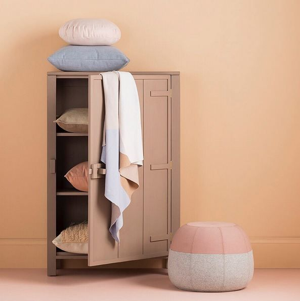 Looking for the perfect combination of natural hues to update your home? This new palette of Blended Neutrals, with nuances of colours bring together nude tones and hints of pink and blue, to add a more grounded, softer and calming feel to a room.  Colour Used - Haymes Siesta  Styling By - @ruthwelsby Photography By - @gemmola