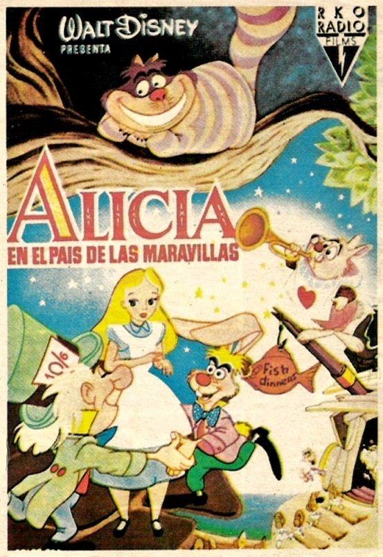 Alicia en el pais de las maravillas (1951) tt0043274 CC