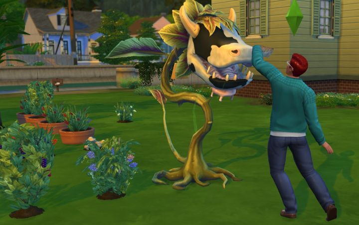 117 best images about the sims on pinterest keep calm for Indoor gardening sims 4
