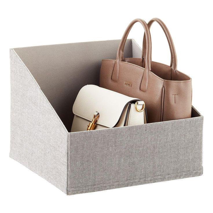 Best 25  Handbag storage ideas on Pinterest | Handbag organization ...
