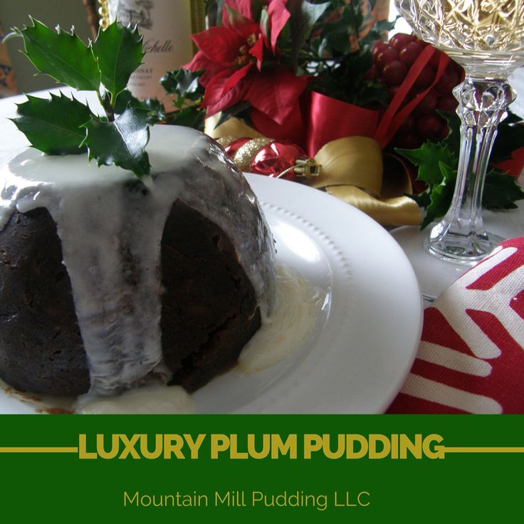 Made by a Great Taste Award winning pudding maker in Cumbria, imported to the USA by Mountain Mill Pudding to help you celebrate Christmas and special occasions. Perfect when paired wth Brandy Butter.