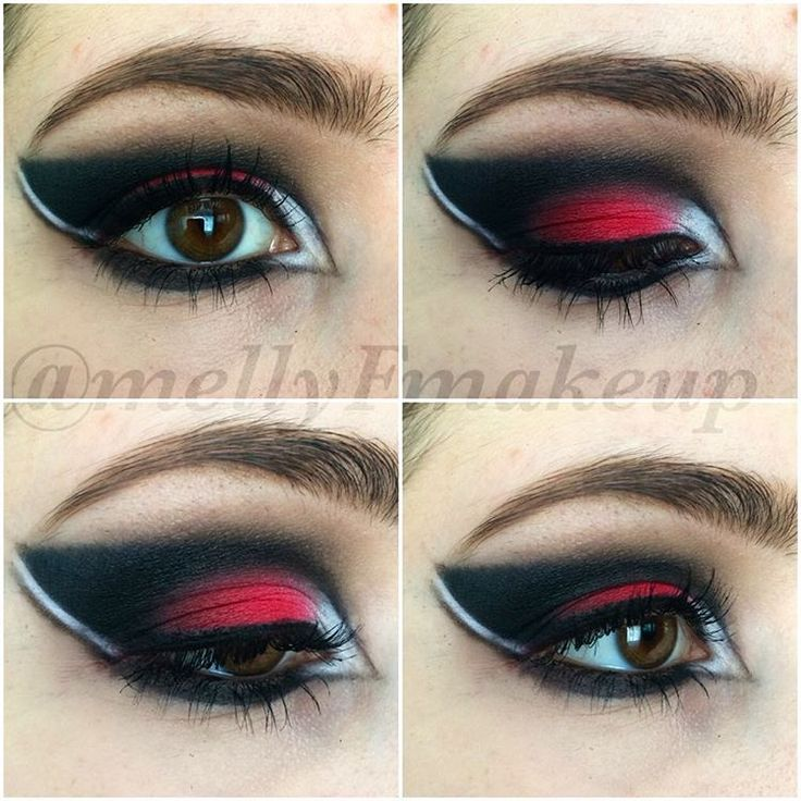 Arizona Cardinals makeup! Follow my instagram @mellyfmakeup for more!