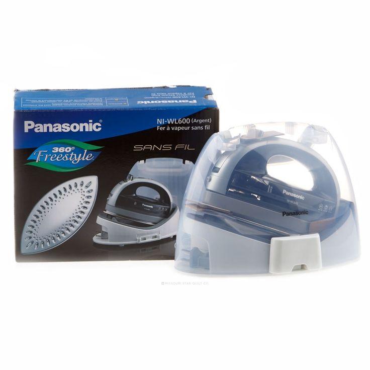 360 Freestyle Cordless Iron - Panasonic