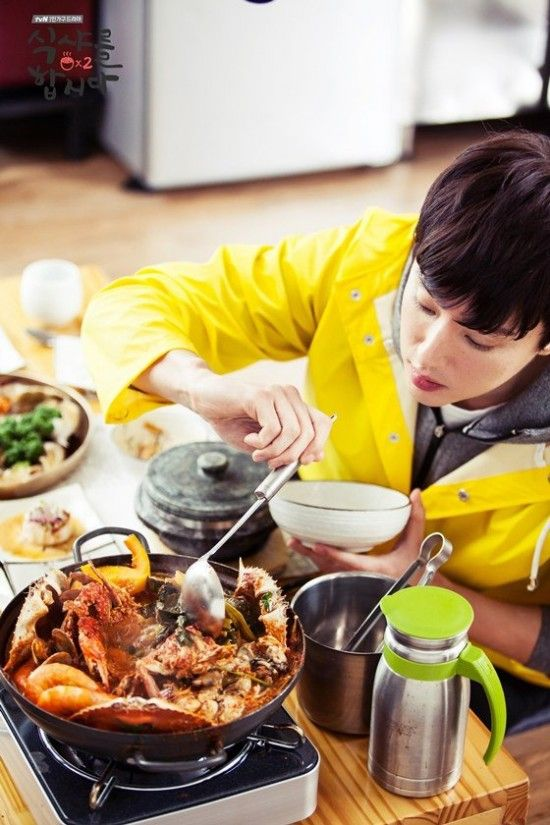 'Let's Eat's romance king Kwon Yool is single! | allkpop