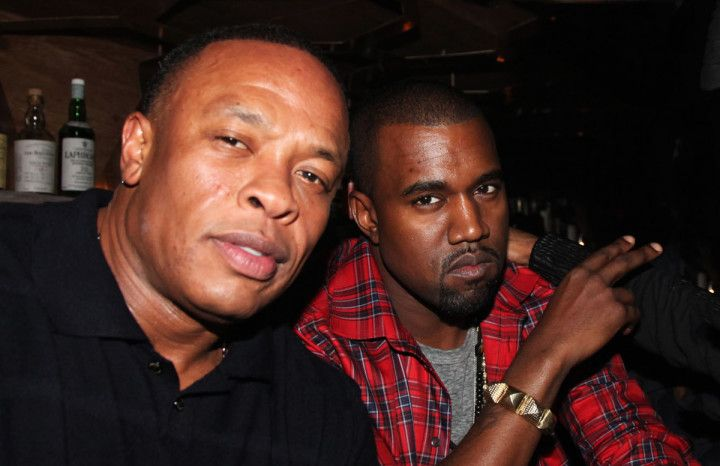 A History Of Kanye West And Dr Dre S Relationship Hip Hop Culture Kanye West Dr Dre