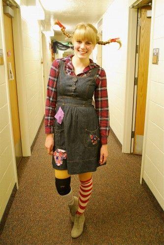 17 Best Pippi Long Stocking Costume Images On Pinterest