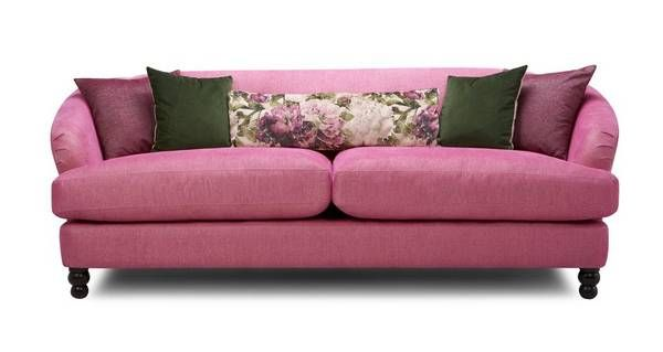 Fliss 4 Seater Sofa | DFS
