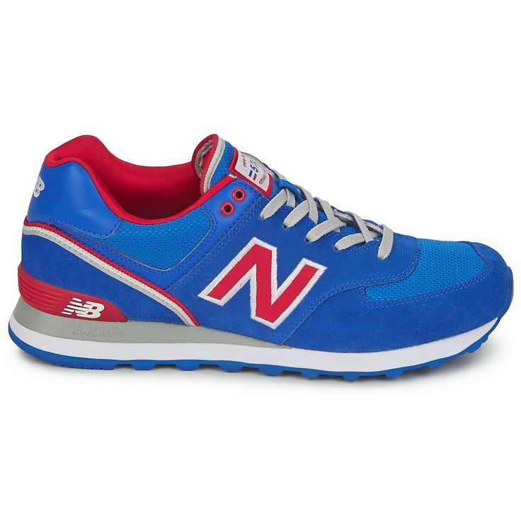 Discount New Balance 574 Women's Blue Red Ml574 http://www.new-balance-factory-store.com/new-balance-574-womens-blue-red-ml574-p-113.html