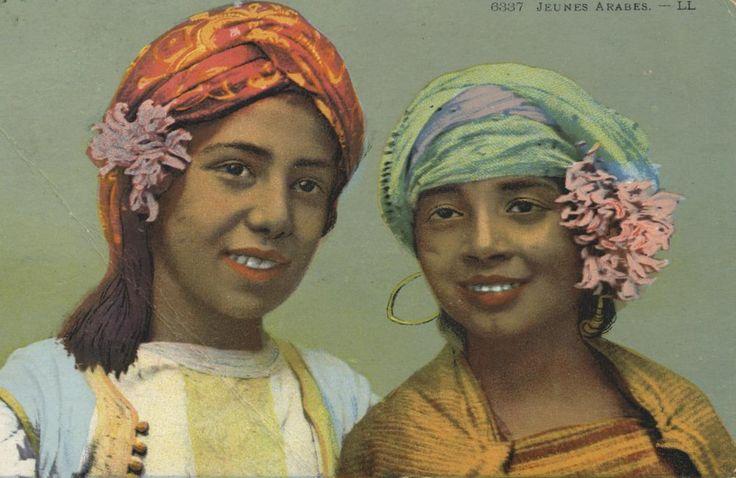6337 JEUNES ARABES. — LL 1913. Алжир