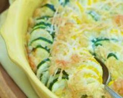 Gratin de courgettes (facile, rapide) - Une recette CuisineAZ