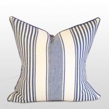 Nantucket Collection Somerset Stripe Pillow