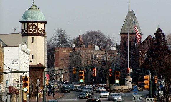 The Village of South Orange NJ