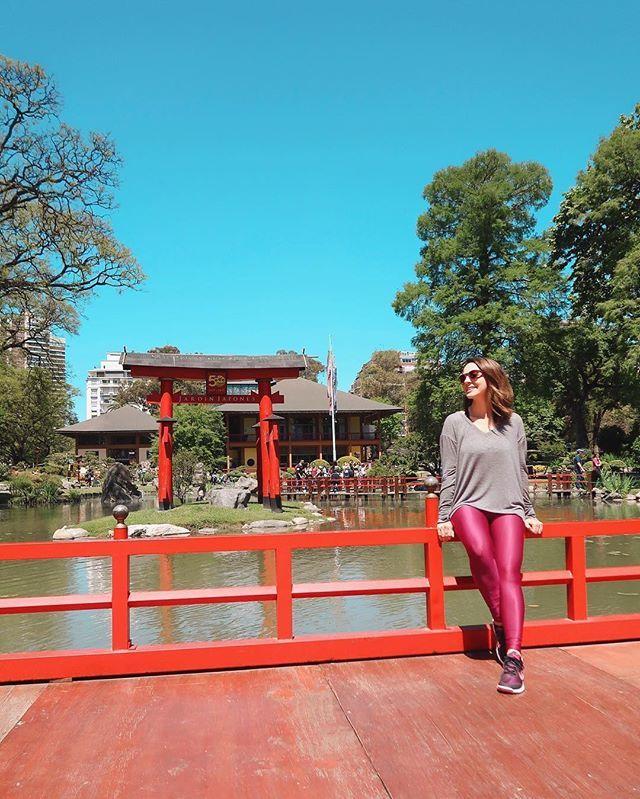 Os Parques Em Buenos Aires Sao Lindos Quando Estiver Na Cidade