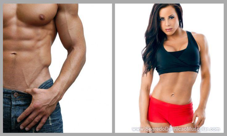 """Esse treino para definição muscular é perfeito para você que quer """"marcar"""" o corpo, procure um profissional qualificado na academia para lhe orientar e comece hoje mesmo! → http://www.segredodefinicaomuscular.com/treino-para-definicao-muscular-musculacao-e-exercicios/ #DefinicaoMuscular"""