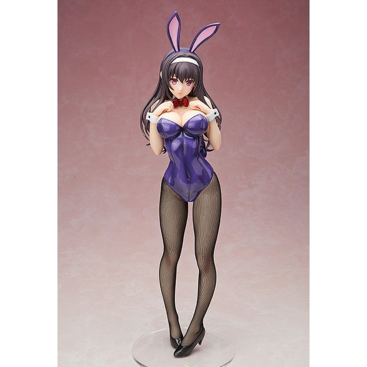 Saekano How to Raise a Boring Girlfriend 1/4 Scale Pre-Painted Figure: Utaha Kasumigaoka Bunny Ver. (Re-run)