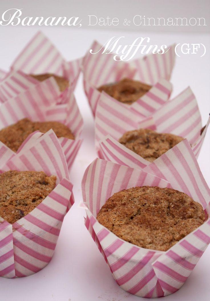 Cinnamon Date Muffins Recipes — Dishmaps