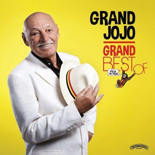 GRAND JOJO Artwork, 2012 - BEST OF/DE BESTE/REST OF Graphisme, DA > Christine MassyWAF! Photo >Bart Decobecq Retouches >Antoine Melis