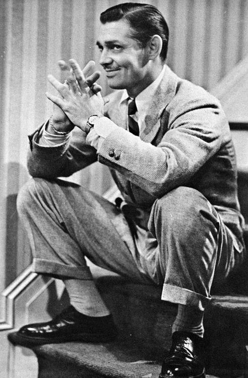 Clark Gable ~ 'King of Hollywood'