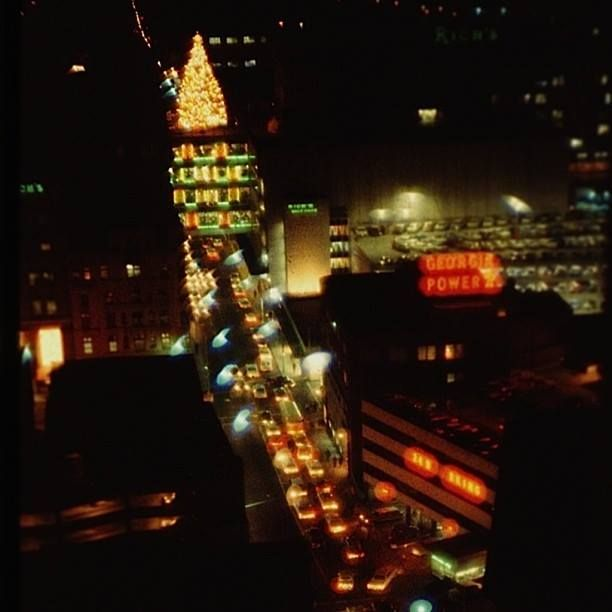 Pin by deborah fowler kyle on atlanta my home town for How did the christmas tree tradition start