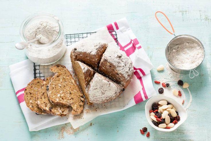Dit brood kun je bewaren in de vriezer, handig! - Recept - Allerhande