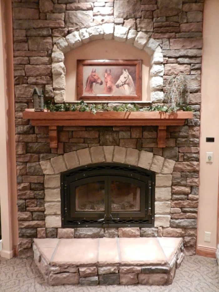 52 best Fireplaces & Chimneys images on Pinterest   Fireplace ...