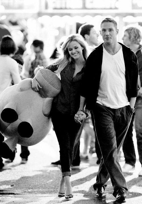 TOM HARDY & REESE WITHERSPOON