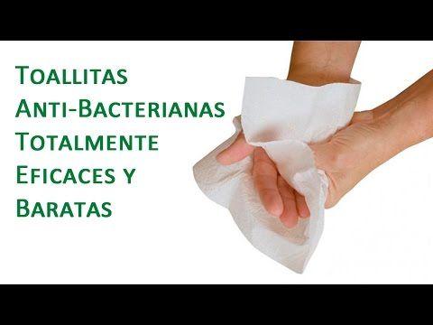 Como Hacer Toallitas Anti Bacterianas Totalmente Eficaces y Baratas - YouTube