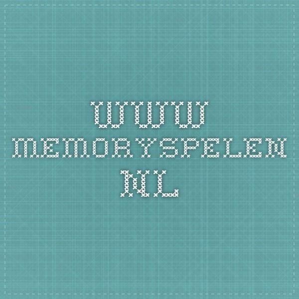 herfstmemory www.memoryspelen.nl
