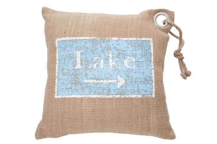 Cottage Life: Lake cushion
