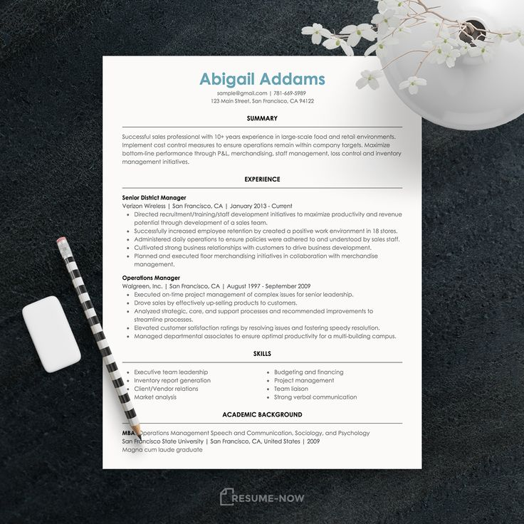 From Resume to Job Search to Interview, We Can Help