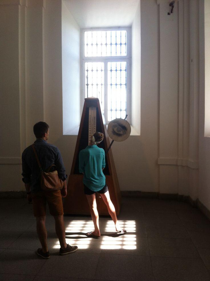 Museo Nacional Centro de Arte REINA SOFIA Installazione di Dalì
